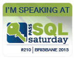 SQLSaturday210