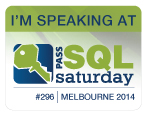 SQL Saturday 296